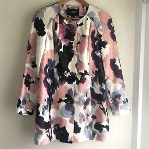 St. John Couture Beautiful Button Up Jacket Size 2